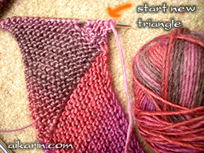 KNITTING SCARF SHORT ROW PATTERNS 1000 Free Patterns