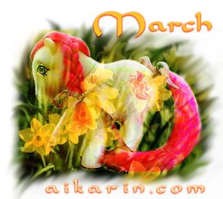 Daffodil - March