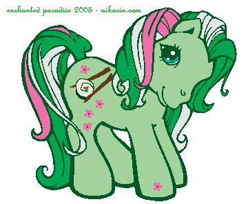 aikarin com custom my little pony contest enchanted paradise 2005