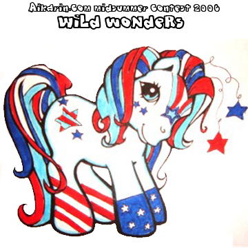 Patriotic Pride 9/11 Tribute by Strawberry-T-Pony on DeviantArt