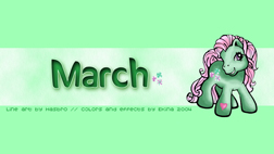 March Minty