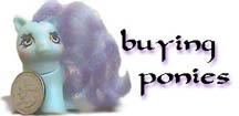 Buying Ponies